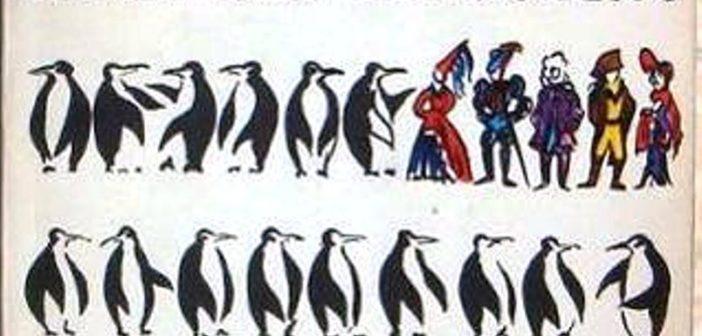 Blasphème ! De « L'île des Pingouins » d'Anatole France à l'homme normal qui s'ignore – Contre la pathologie antisémite