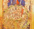 Carte Médiévale - Jérusalem au centre du monde