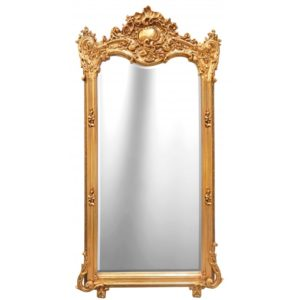 grand-miroir-baroque-rectangulaire-dore