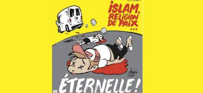 Une de Charlie Hebdo : le diable au corps ou la réponse à l'immoralité des moralisateurs