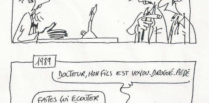 A propos des «déséquilibrés» – Lettre Ouverte aux Médecins-Psychiatres de France.